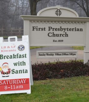 Breakfast with Santa – Lake Forest