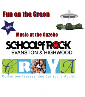 4th of July<br> Fun on the Green